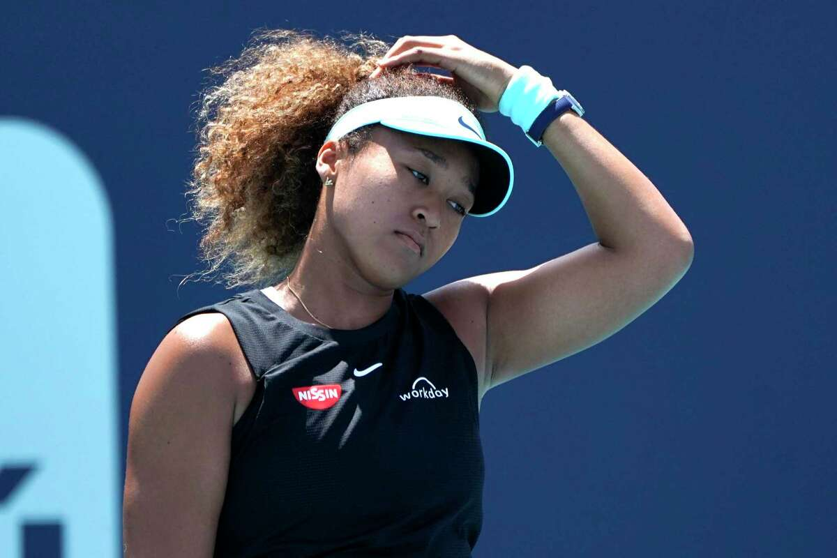 Prior to the French Open, Naomi Osaka had won four of the last eight major tournaments in which she played.