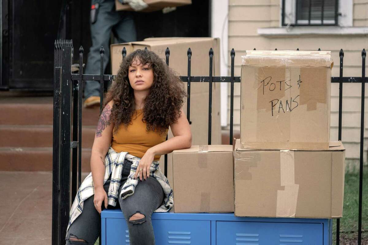 'Blindspotting,' Starz's spinoff of the indie movie focuses on Ashley (Jasmine Cephas Jones) who watches her dreams of a better life fade when her husband is arrested.