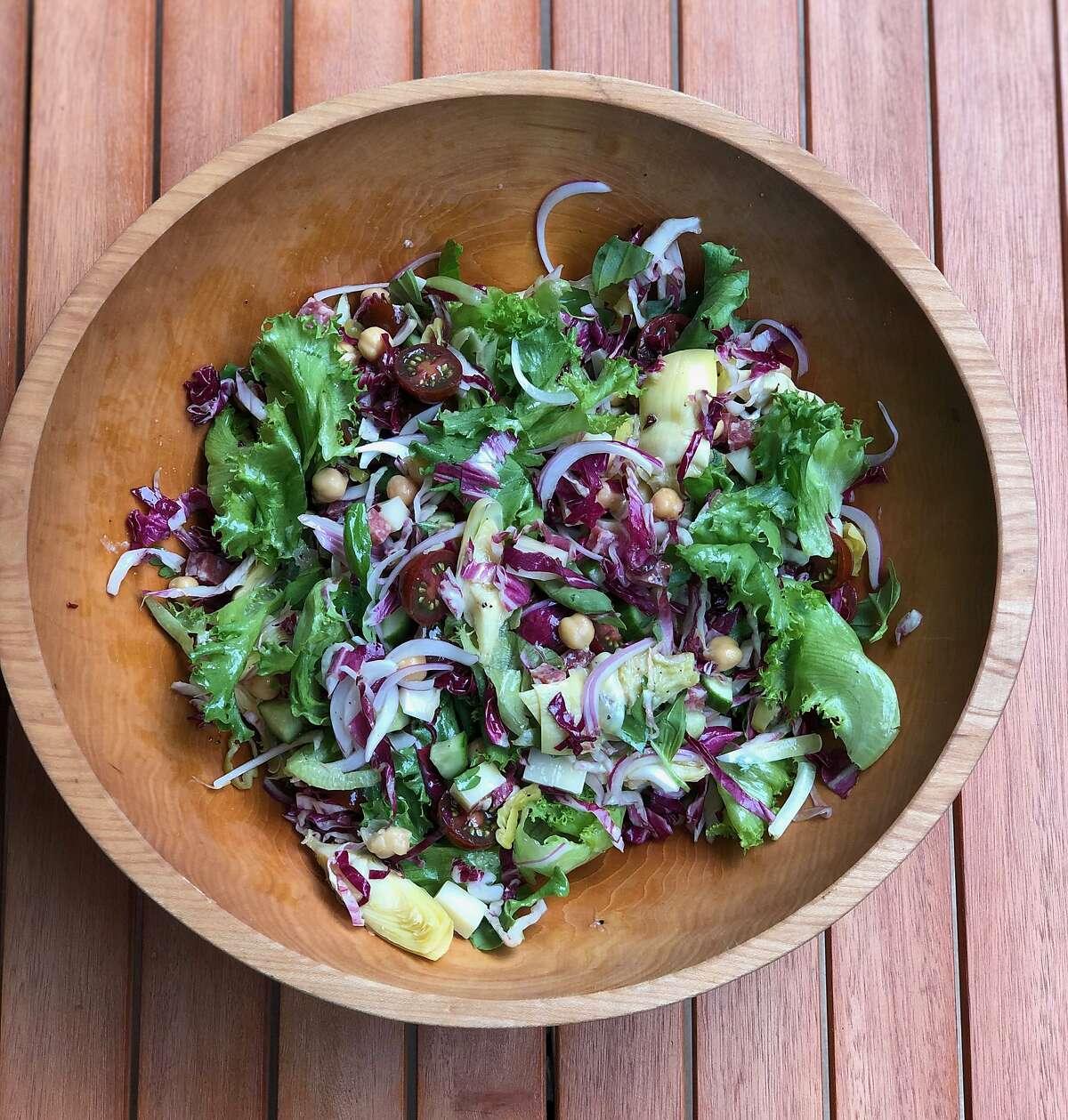 The Chop-Chop Salad.