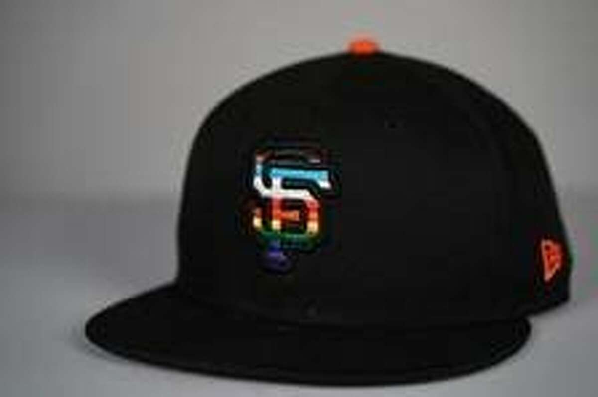 The Giants will be the first big-league team to incorporate the Pride colors for their annual Pride Day on Saturday.