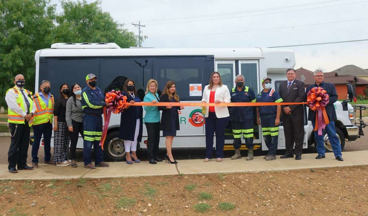 The City of Laredo and El Metro Transit have partnered to bring transportation to District VII.