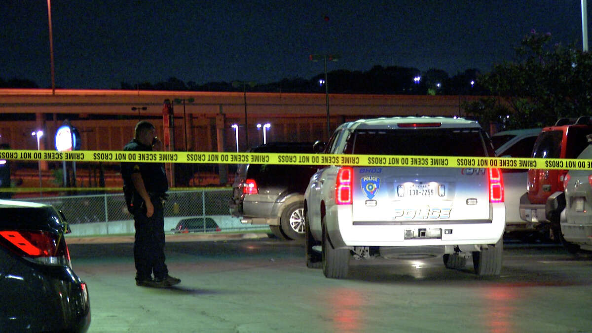 A teenager was arrested after an officer-involved shooting and a chase in Balcones Heights early Wednesday morning.