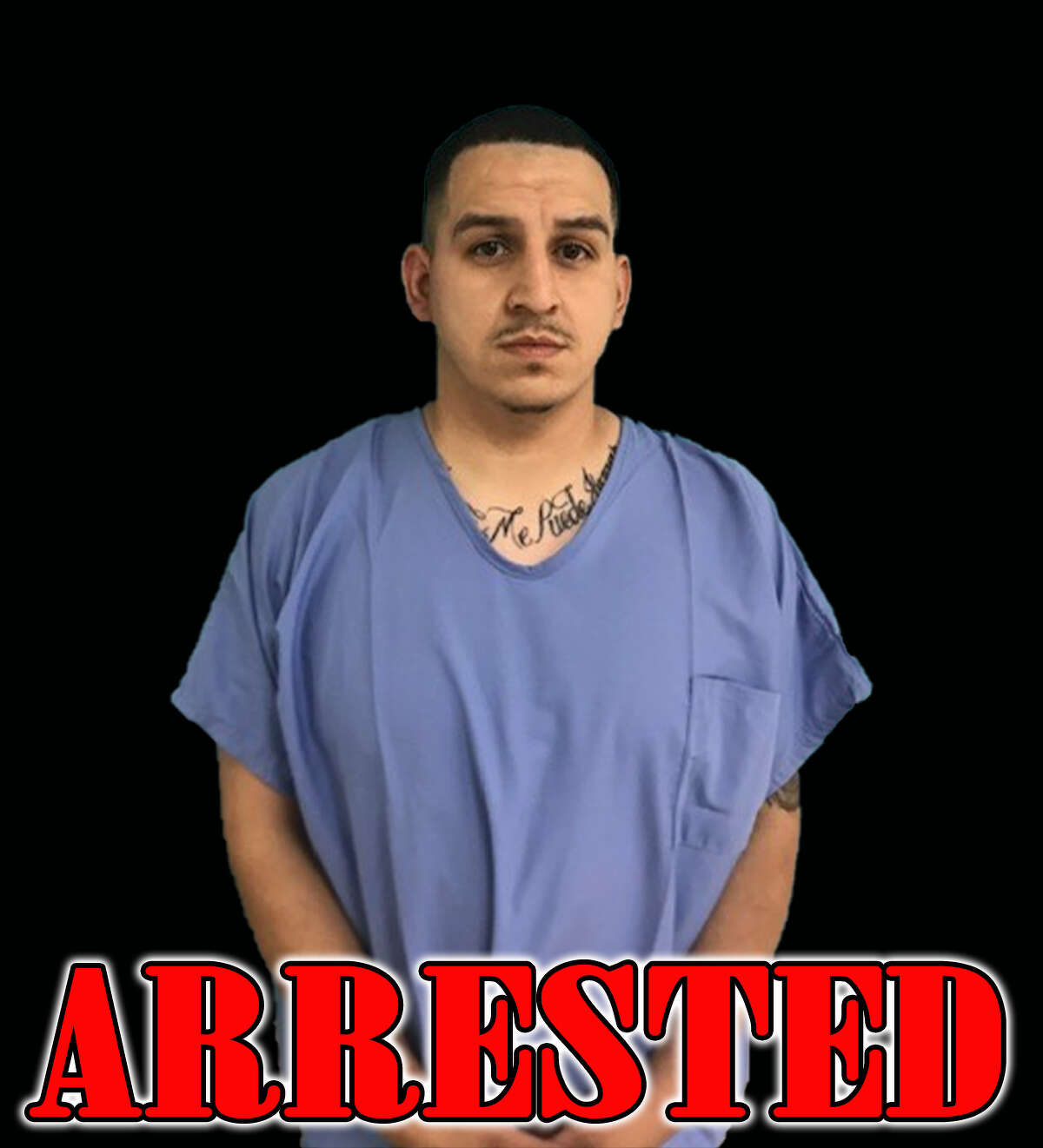 Laredo South agents apprehended an individual near downtown Laredo. He was identified as Felix Carbajal-Morales, a 31 year old from Mexico.