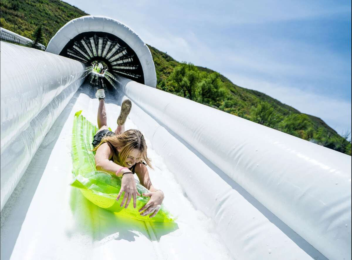 Slide the Slopes rides into New Braunfels this summer.