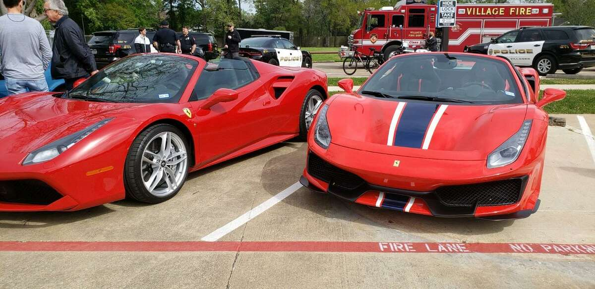 2020's Food Truck Rodeo featured Ferraris from the Ferrari Club of America. MVPD hopes this year has an even bigger turnout.