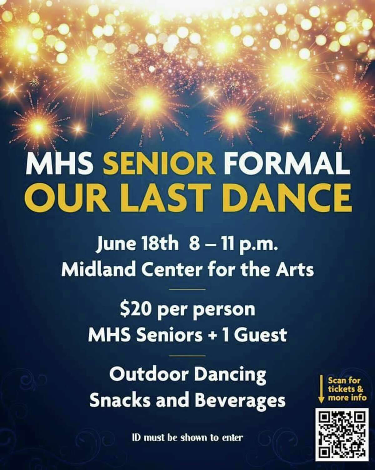 A group of mothers of Midland High School seniors has organized a