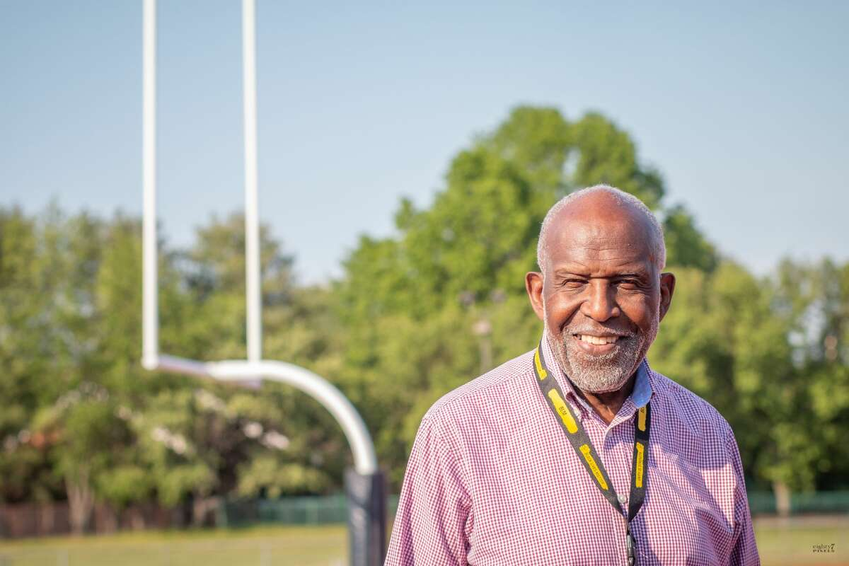 James Barber is a former Southern Connecticut State University two-sport athlete, longtime football and track coach and current Director of Community Engagement at the university.