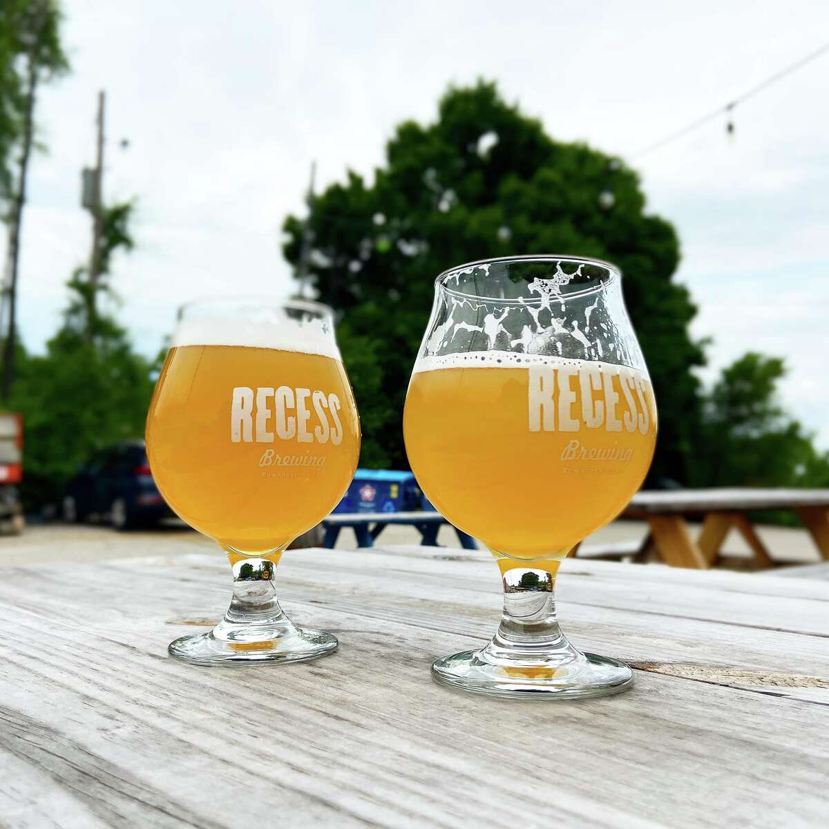 Recess Brewery in Edwardsville has a variety of beers to choose from this summer.