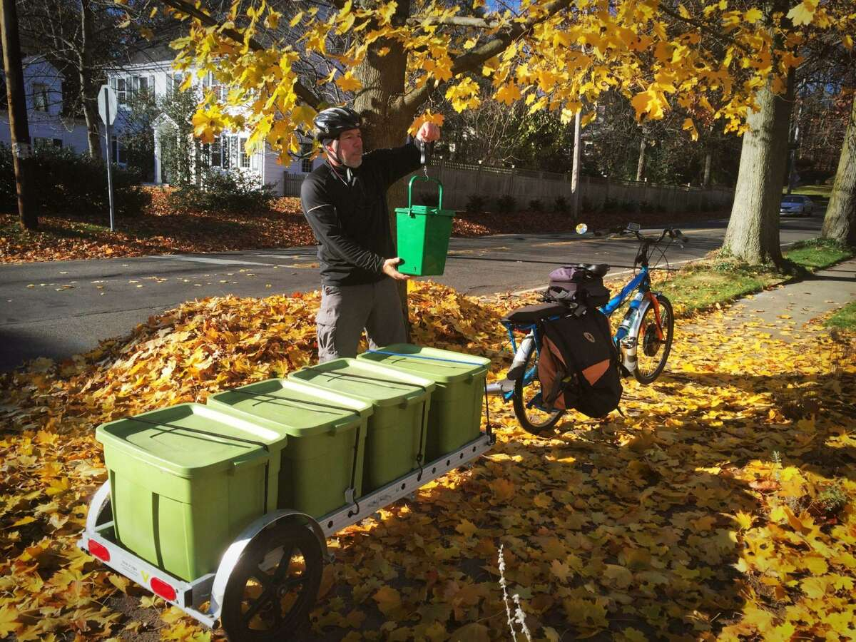 Peels and Wheels Composting is an organization based in New Haven that works to promote composting.