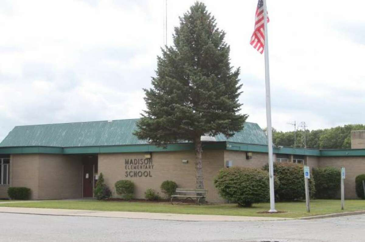 The Madison Community Learning Center will be the first building within the Manistee Area Public Schools district to have work done to it as a result of the district's bond proposal that was approved by voters in the May 4 election. Madison will receive a new roof this summer.