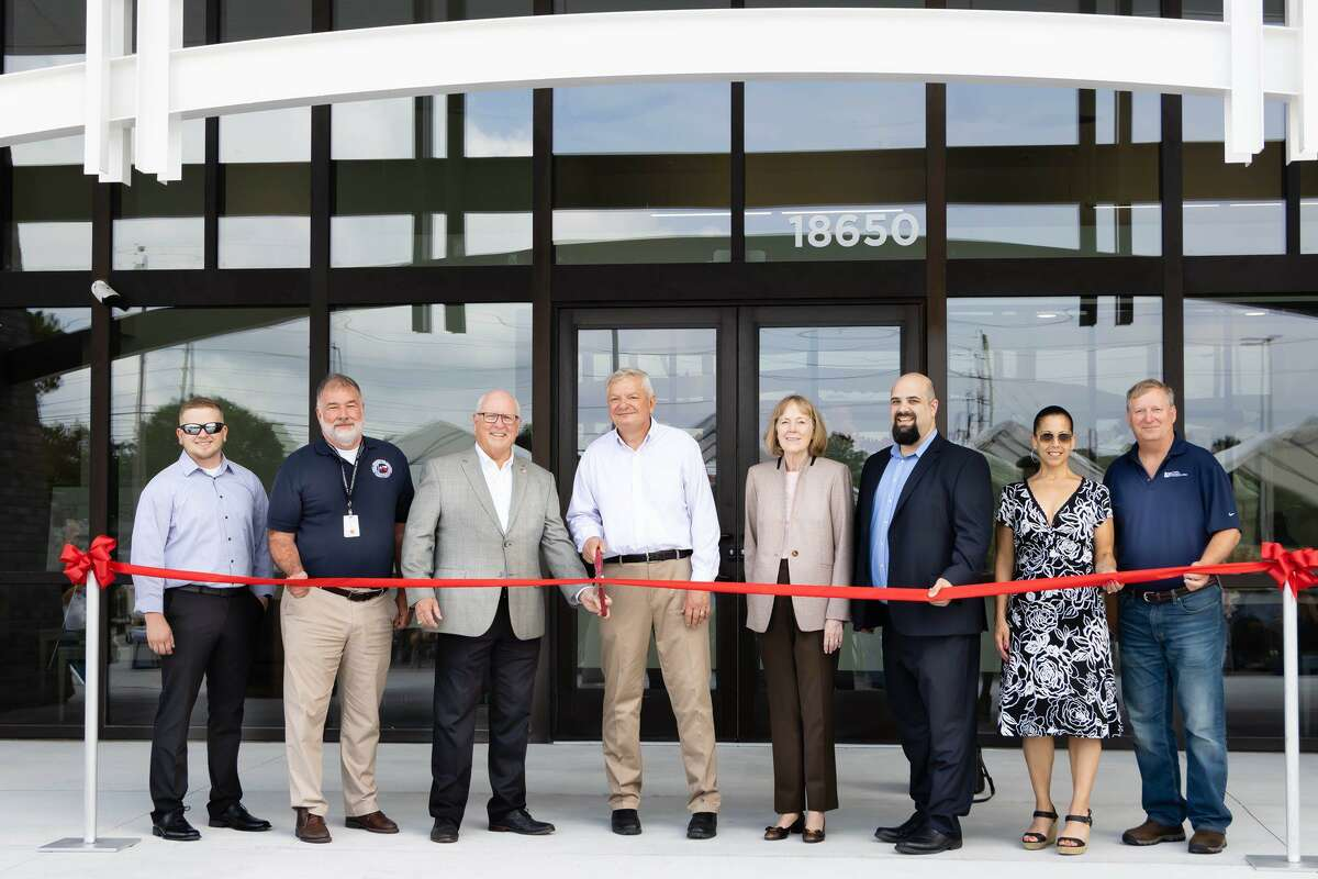 The Steve Radack Community Center opens on Thursday, May 27, at 18650 Clay Road in Houston.