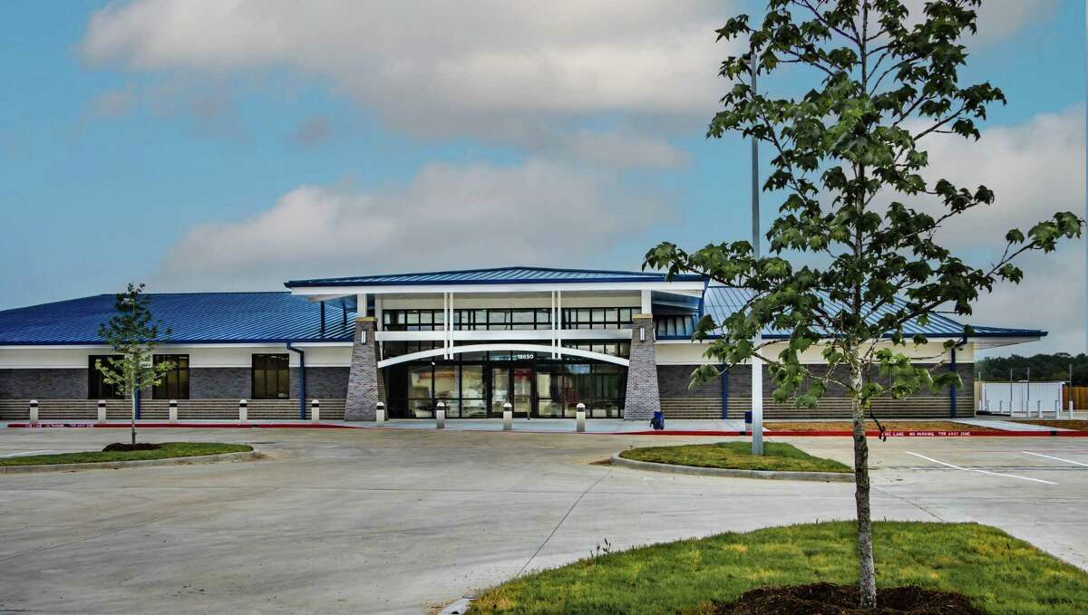 Christus Foundation for HealthCare will present a free vaccine clinic for children on July 23 at the Steve Radack Community Center, shown here, located at 18650 Clay Road in Houston.