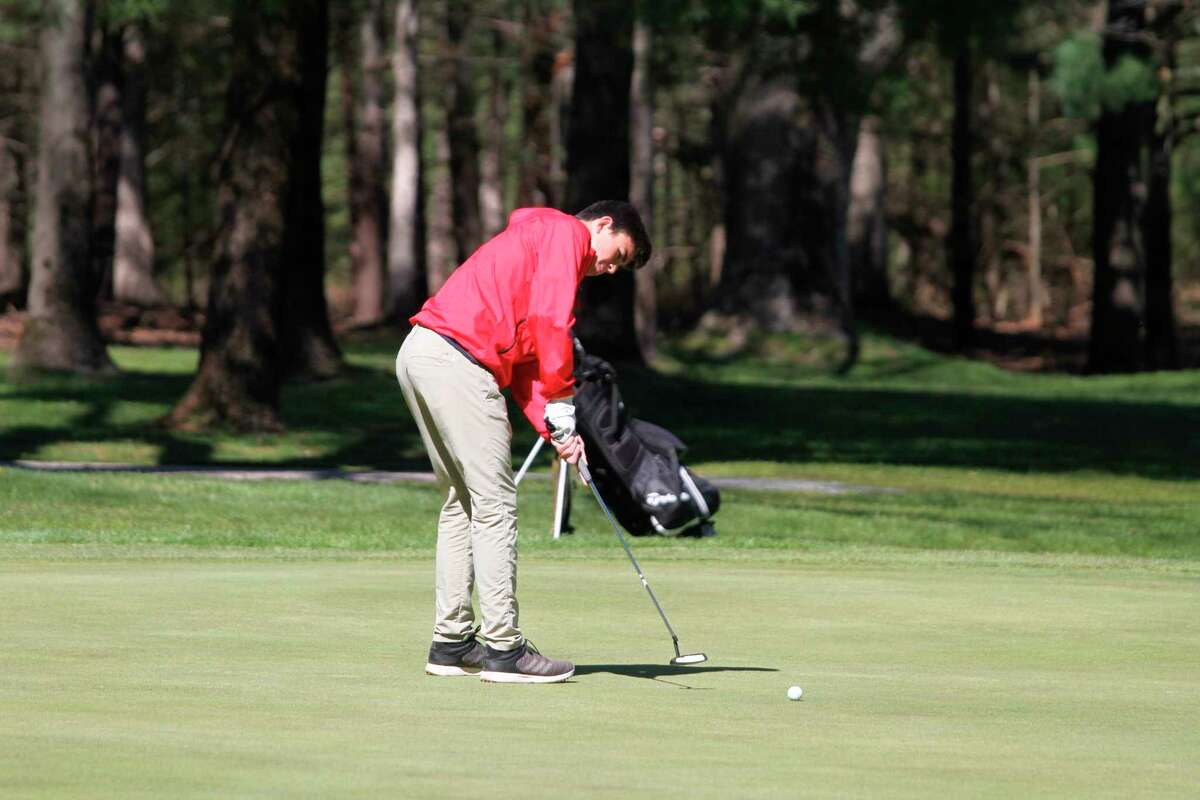 Manistee freshman Jacob Scharp paced the Chippewas in their Division 3 regional on Wednesday. (News Advocate file photo)