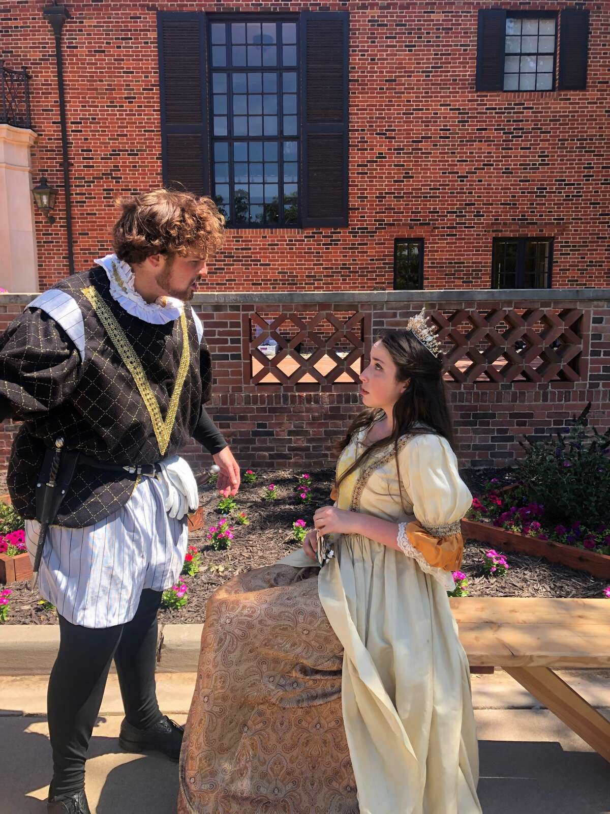 Midland Classic Theatre Group is partnering with the Museum of the Southwest, Arts Council of Midland, Centennial Plaza, & Celebration of the Arts to provide a Shakespeare in the Park experience to Midland.