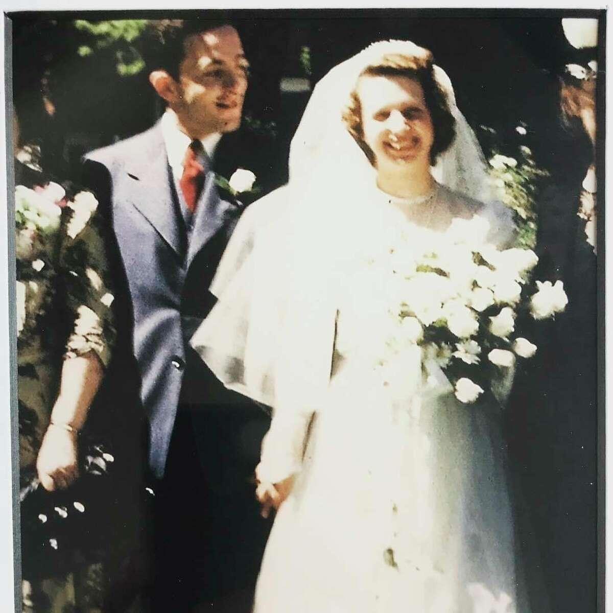 Mac and Rita Nunn in 1948