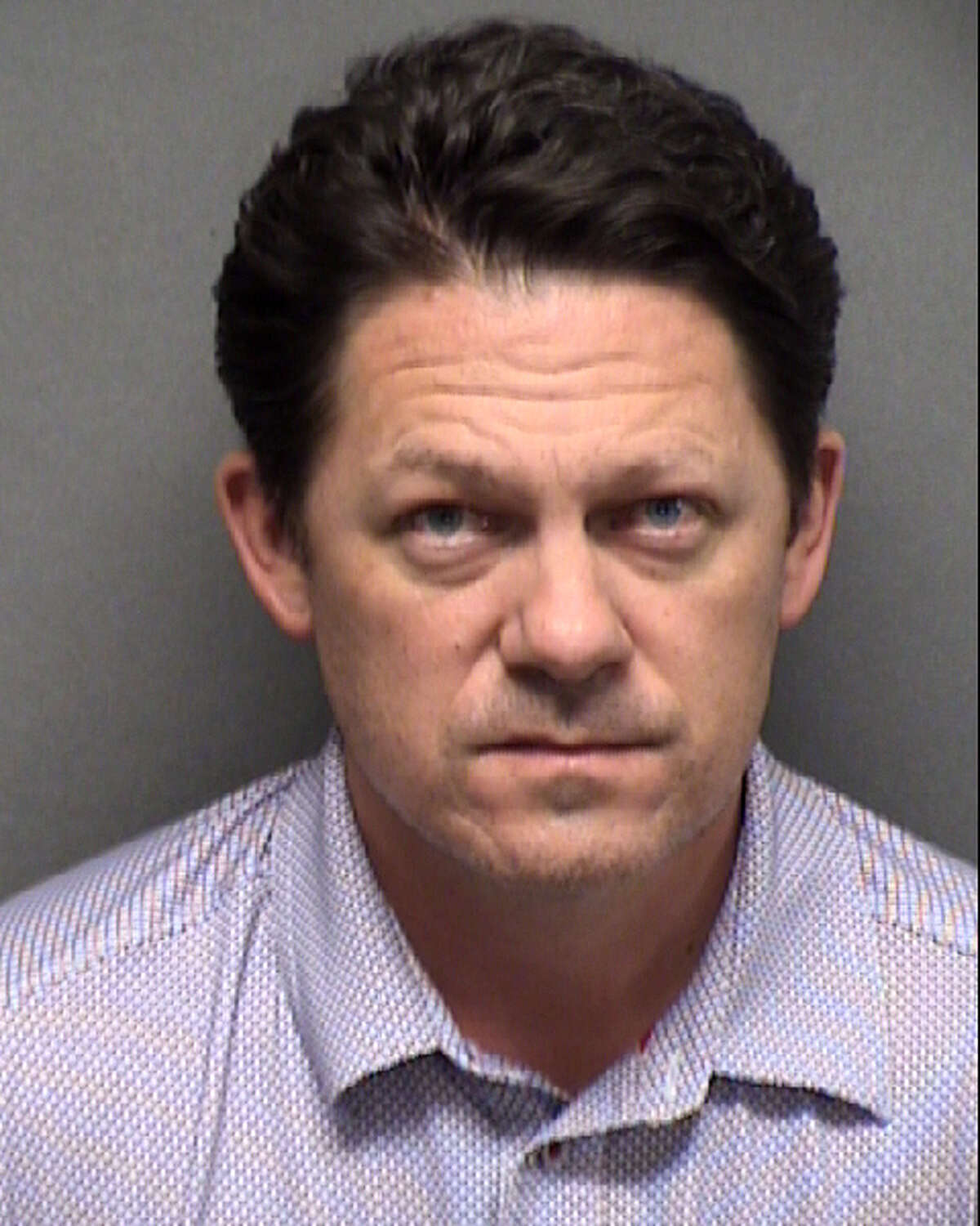 """Former City Councilman Christopher """"Chip"""" Haass, 43, was arrested on a prostitution charge Wednesday afternoon, according to court records."""