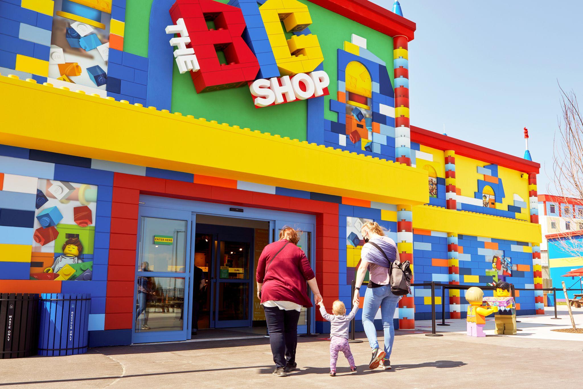 Rocky start for some Legoland rides