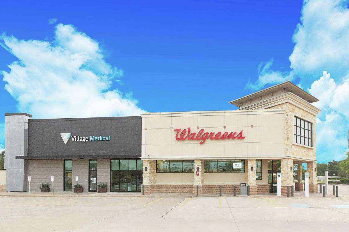 VillageMD is expanding their presence in the Houston market with four new clinics including one in Cypress. Some of their partnerships include clinics that are 3,000 to 5,000 square feet connected to Walgreens pharmacies.