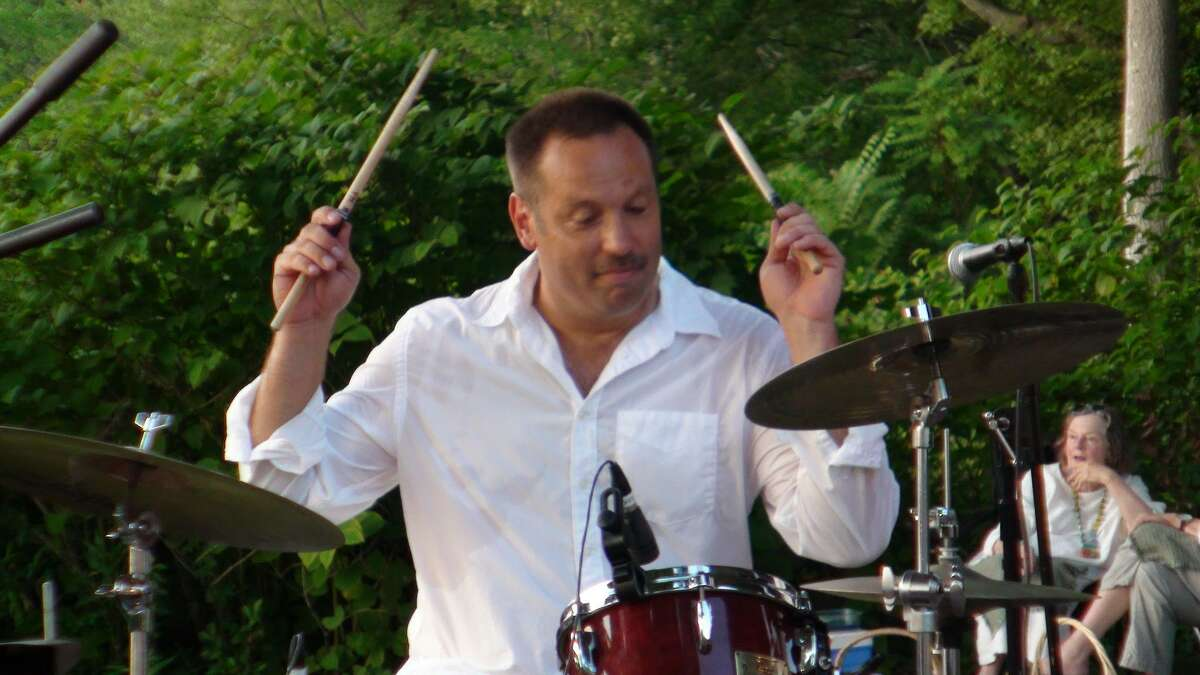Percussionist Ed Fast will lead the Music @AMP: Latin Meets Jazz program.