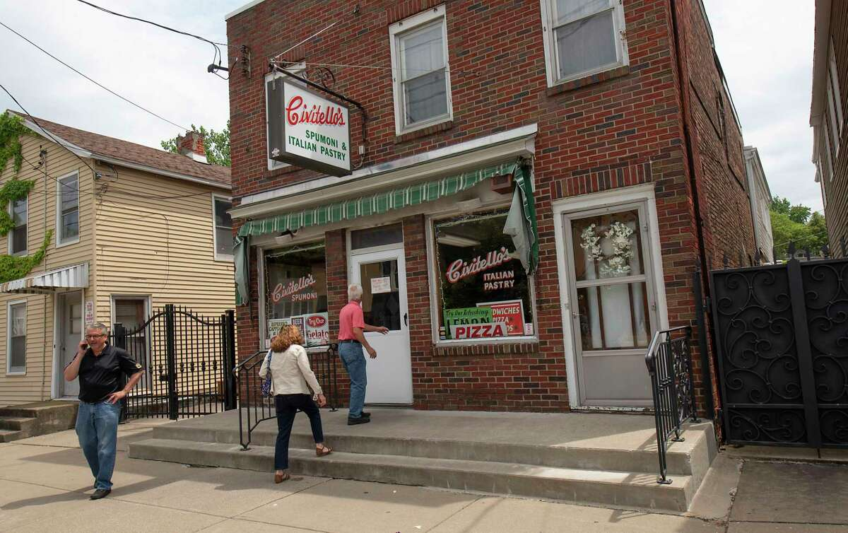 Exterior of Civitello's on Thursday, June 3, 2021 in Schenectady, N.Y. (Lori Van Buren/Times Union)