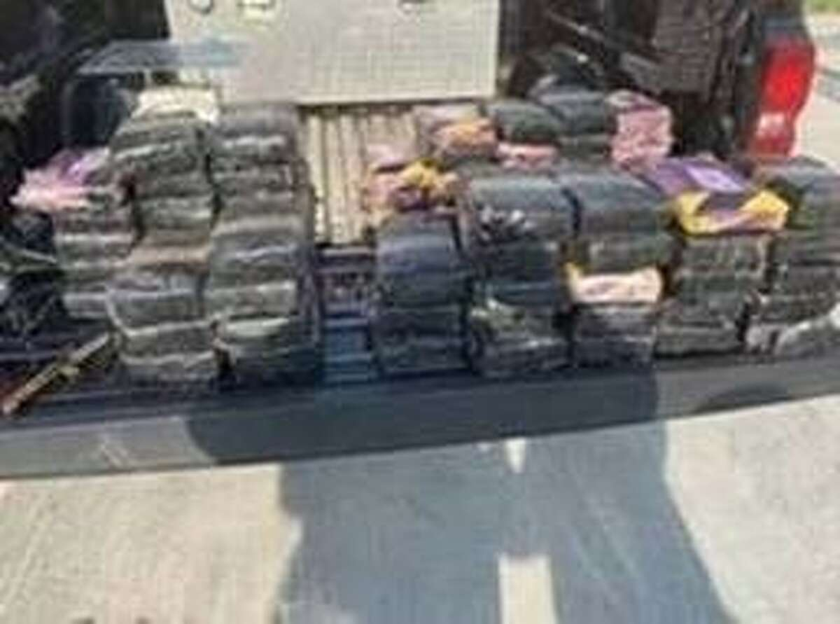 Texas authorities seized more than $3.3 million worth of cocaine after a crash in the Rio Grande Valley on Monday.