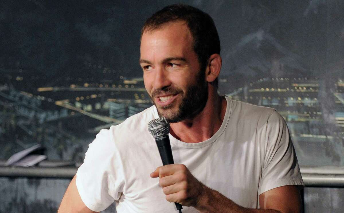 """Comedian Bryan Callen has appeared in the sitcoms """"The Goldbergs"""" and """"Schooled."""""""