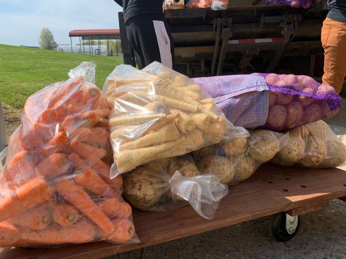 A program launched in April 2020 to address food insecurity during the height of the pandemic will now be long-standing thanks to a bipartisan bill passed this week. The program reroutes surplus agricultural products to populations who need them, helping both state farmers and food banks.