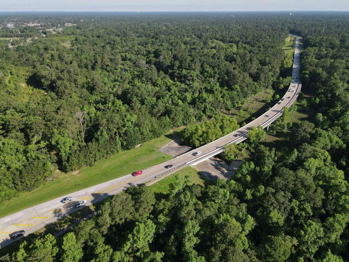 The Howard Hughes Corporation is donating eight acres of land for the Gosling Road bridge expansion project. The project, part of the 2015 road bond, will widen the Gosling Road bridge, which spans Spring Creek between Montgomery and Harris County, and include the construction of the two southbound lanes and a four-lane concrete boulevard between Creekside Forest Drive and Gatewood Reserve Lane.