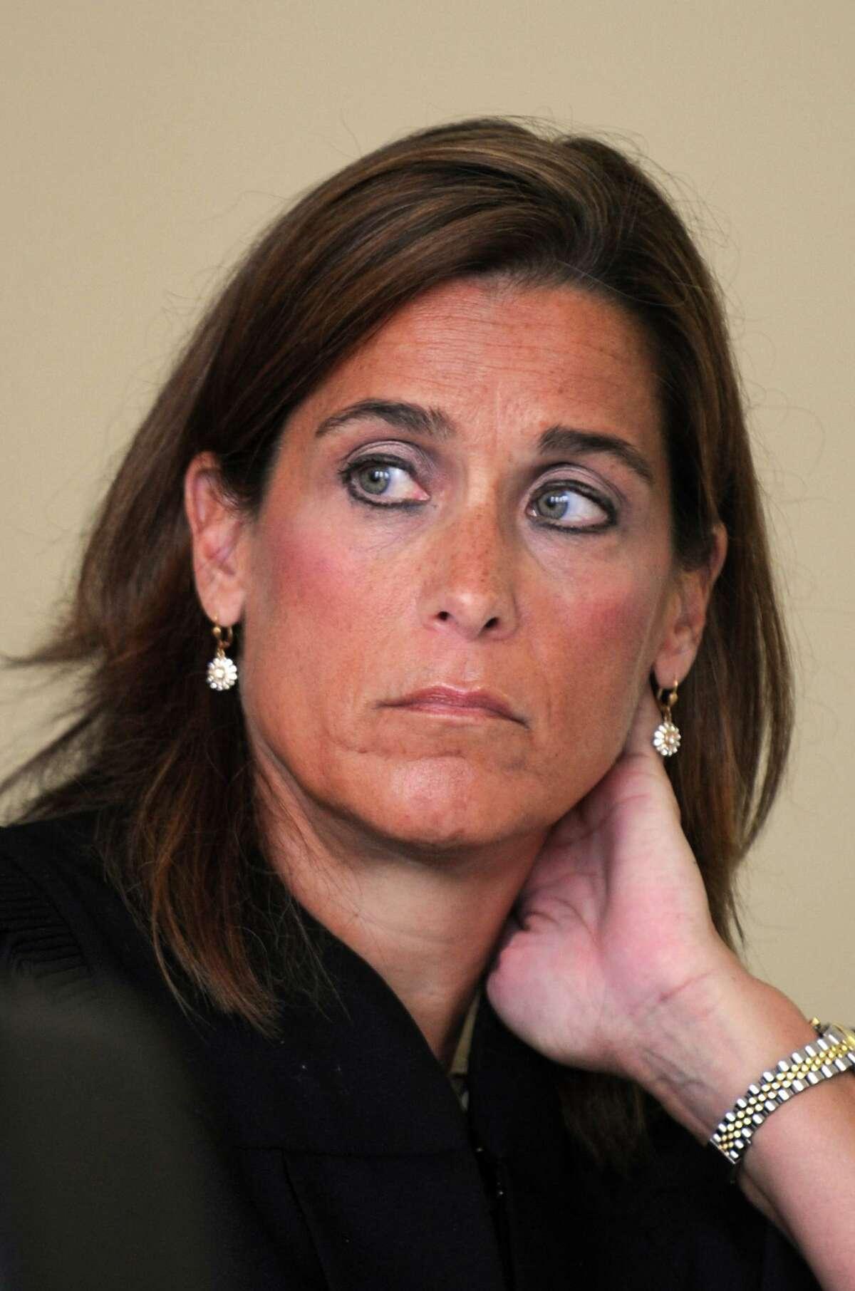 File photo. State Superior Court Judge Barbara Bellis.