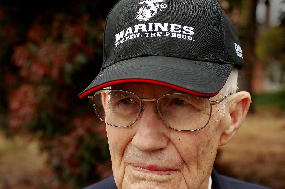 Lt. Col. John R. Stevens earned a Bronze Star in the Korean War.