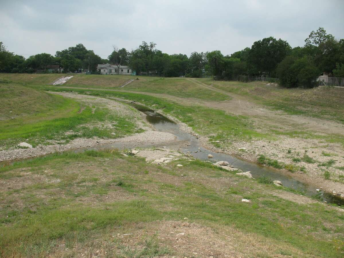 On Wednesday, the San Antonio River Authority announced that $2.34 million in Biden's budget was allocated to the Westside Creeks Ecosystem Restoration Project.