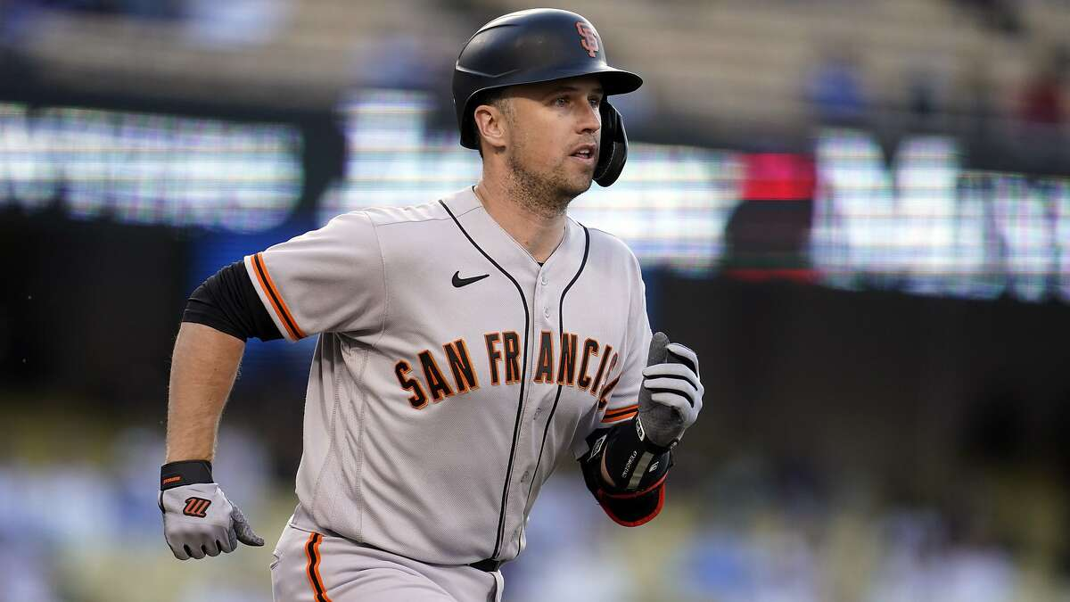 Buster Posey and the Giants host the Cubs at 6:45 p.m. Friday (NBCSBA/104.5, 680).