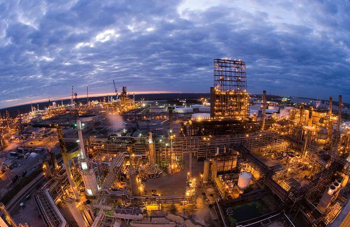 Valero Energy Corp. was the highest-ranking San Antonio company to make the Fortune 500, a listing of U.S. companies by revenue. Pictured is Valero's St. Charles refinery in Louisiana.