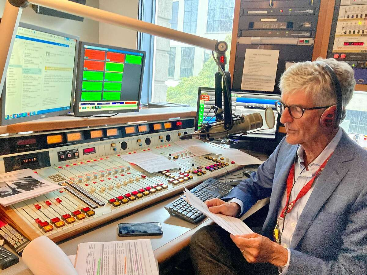 Stan Bunger has been a fixture of the Bay Area's airwaves for four decades.