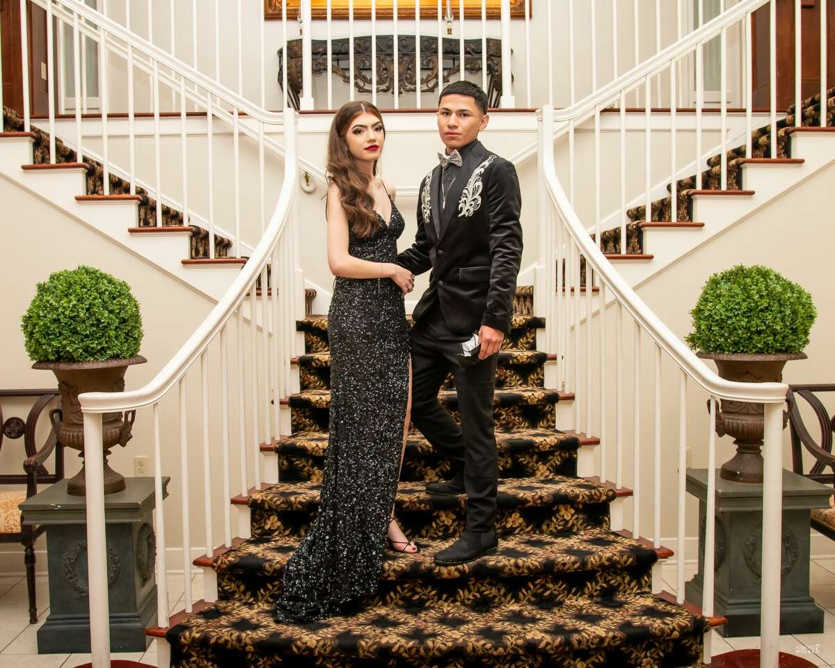 New Haven's Career High School held its masquerade-themed prom on June 3, 2021 at The Woodwinds in Branford. Were you SEEN?