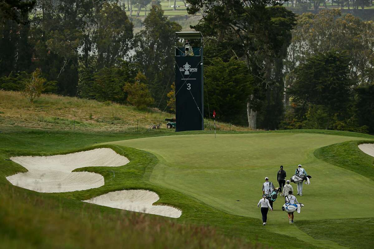 The Olympic Club hosts the third round of the U.S. Women's Open on Saturday (11 a.m., NBC; 2 p.m. Golf Channel).
