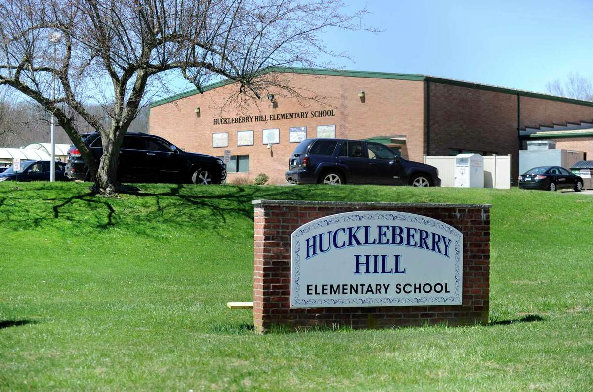 Huckleberry Hill Elementary School is one of the buildings in most dire need of an upgrade. The school is not energy efficient, has poor toilets and lacks a sprinkler system. The building's aging portables were recently demolished. Monday, April 23, 2018.