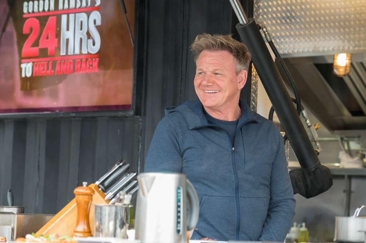 Gordon Ramsay definitely knows steak. (Photo by FOX via Getty Images)