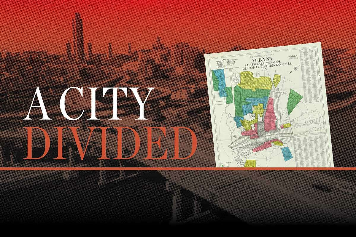 Letter writer says, ''A city divided,' June 6, was a fantastic article on the historical drivers of racial disparities today in Albany. While the story of redlining is well-known nationally, I strongly believe these stories need to be told locally with real people and places.'