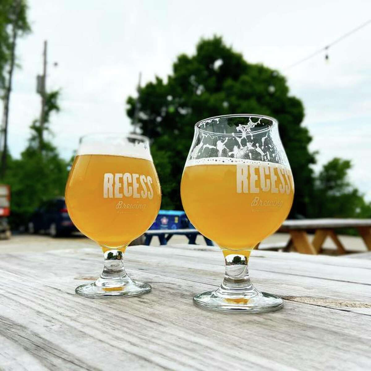Illinois craft breweries, such as Recess Brewing in Edwardsville, will get new marketing privileges following action by the Illinois legislature. There are nearly 300 craft breweries in Illinois. A bill awaiting Gov. J.B. Pritzker's signature will let craft breweries produce up to 5,000 barrels annually and self-distribute up to 200 barrels.