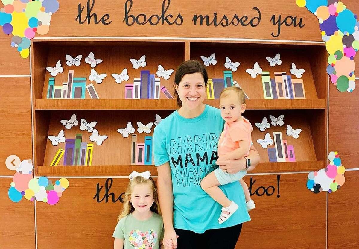 There's no doubt area residents missed their libraries and programs, but this sign greeting returning patrons alerted them the books missed them as well. Harris County Public Libraries recently reopened to the public.