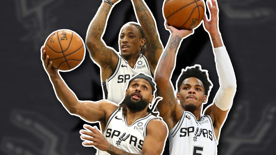 An analysis of every made shot by the San Antonio Spurs during the 2020-21 season