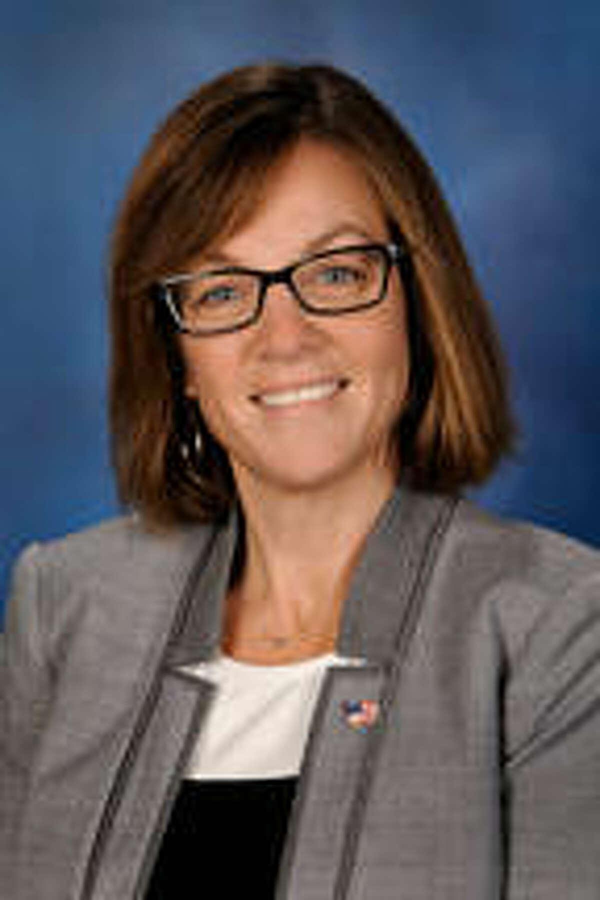 Rep. Katie Stuart, D-Edwardsville.