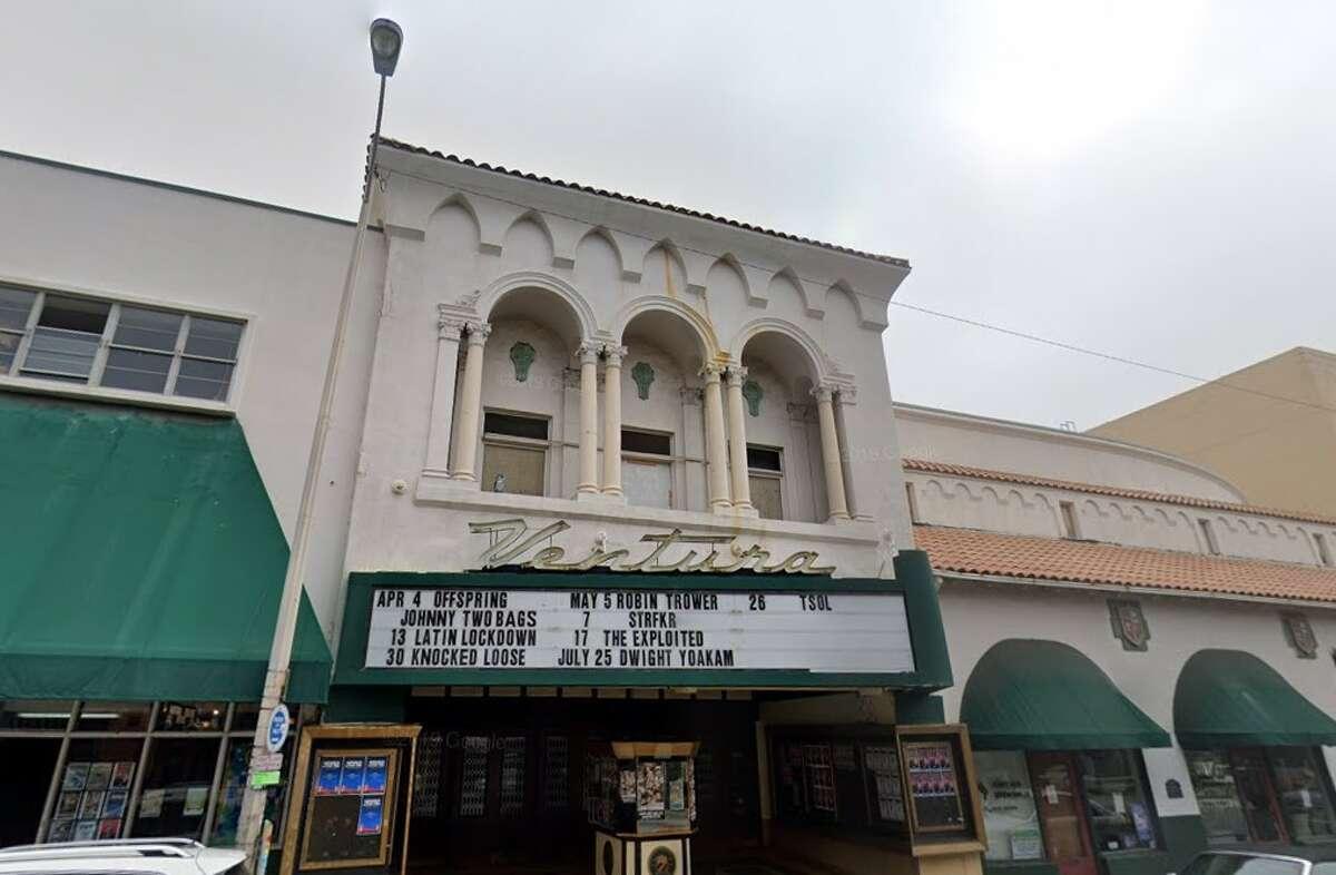 The Majestic Ventura Theater, Ventura, Calif.