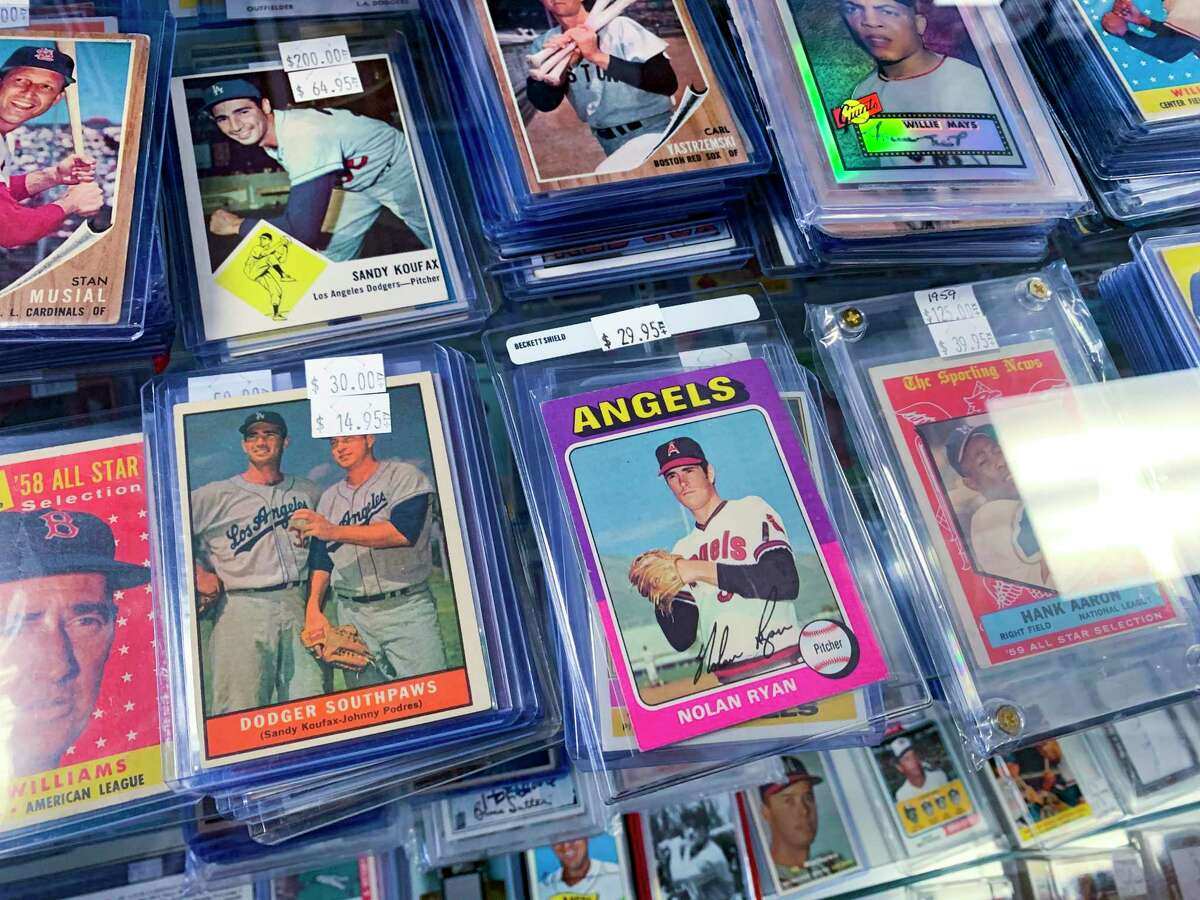 Vintage baseball cards have fluctuated in value over the years, but some can be worth millions of dollars.