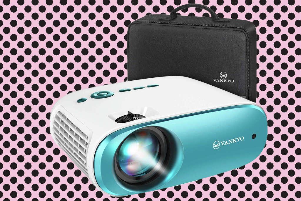 Cinemango 100 Portable Movie Projector