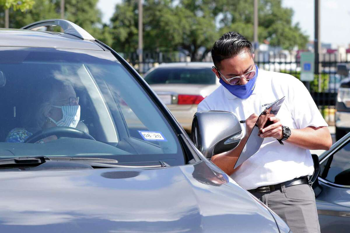 CarMax will host a hiring event this week as it aims to onboard more than 90 auto service professionals in Houston by summer's end.