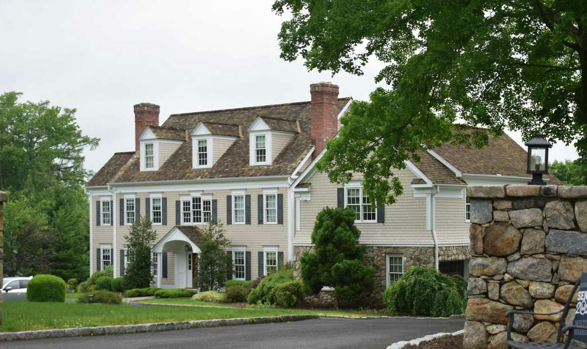 A Sturges Ridge Road home in Wilton, Conn., listed for sale in May 2021 for $2.5 million after a
