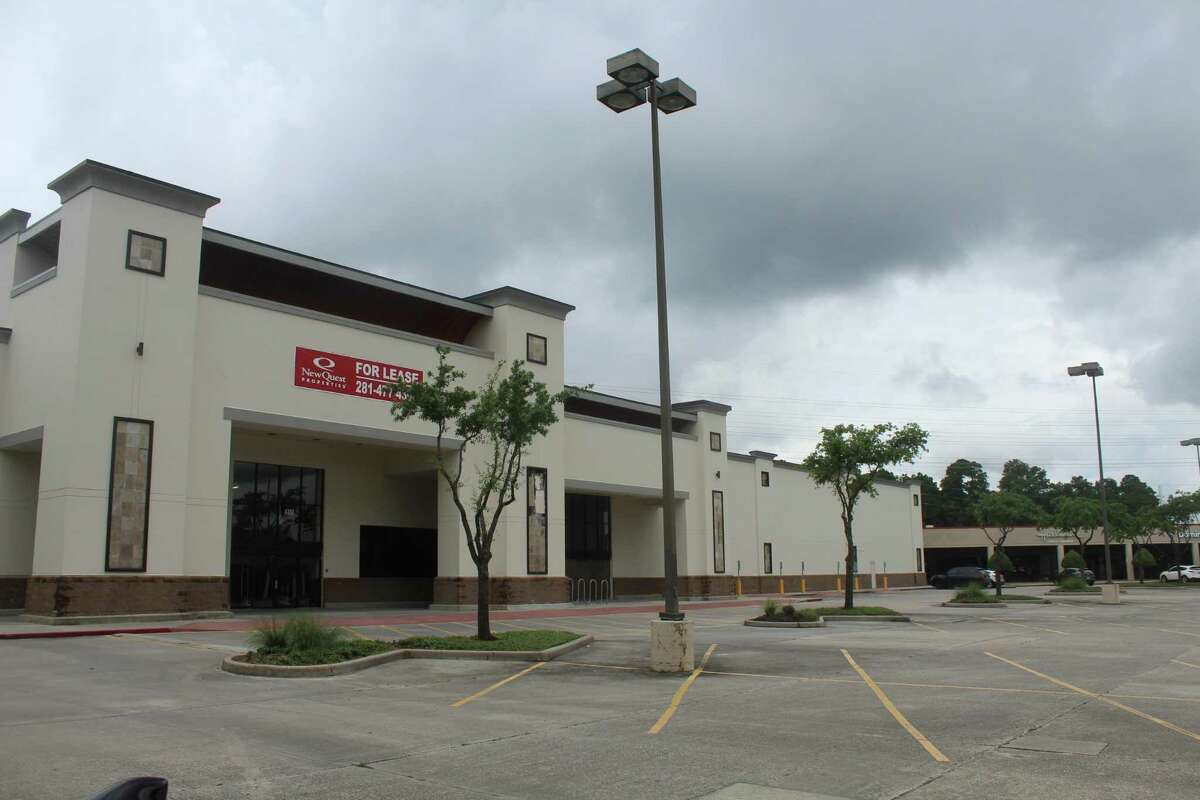 Kingwood crossing will be under construction soon to bring new stores to the area.