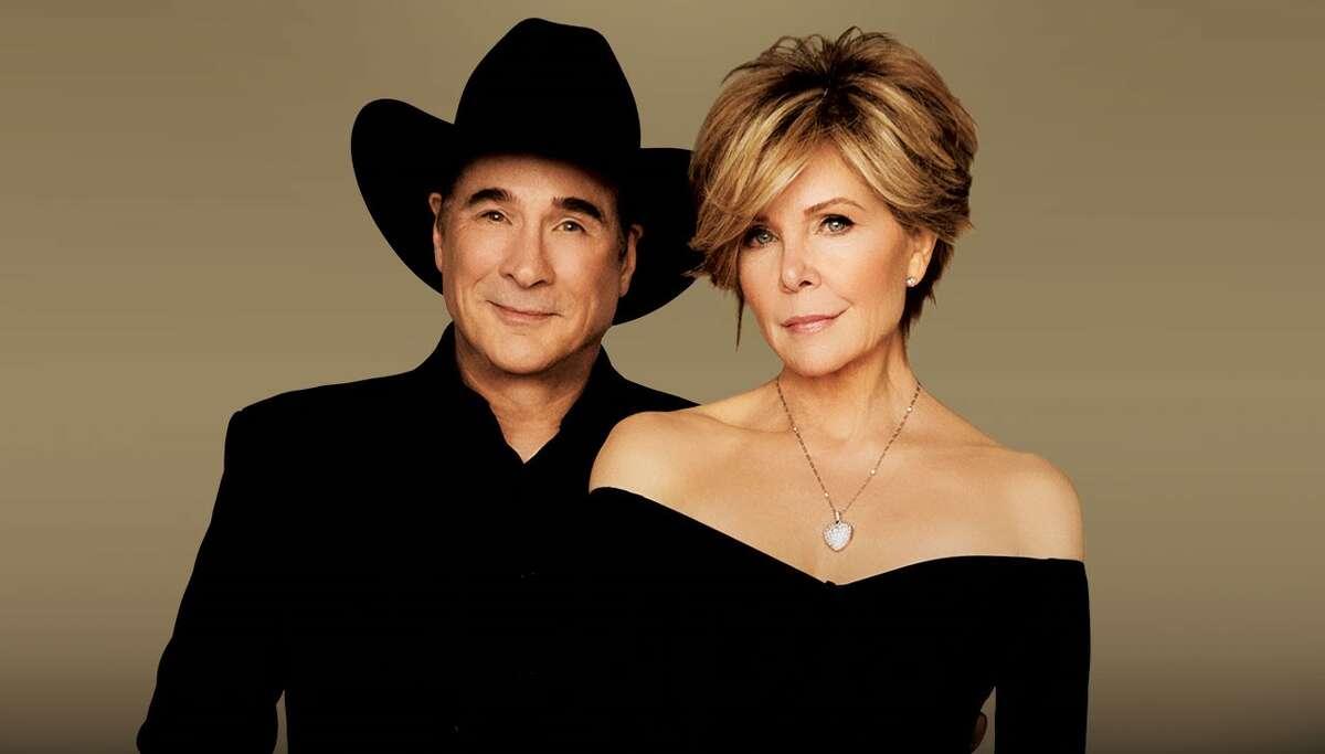 Clint Black and Lisa Hartman Black will perform at Buddy Holly Hall in November.